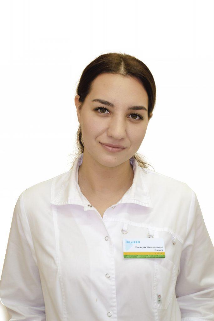 Рыжих Валерия Николаевна