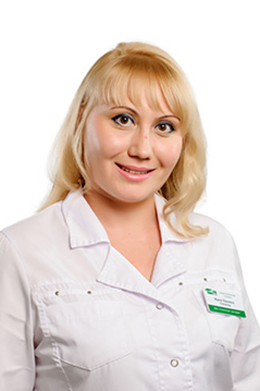 Степанова Ирина Юрьевна