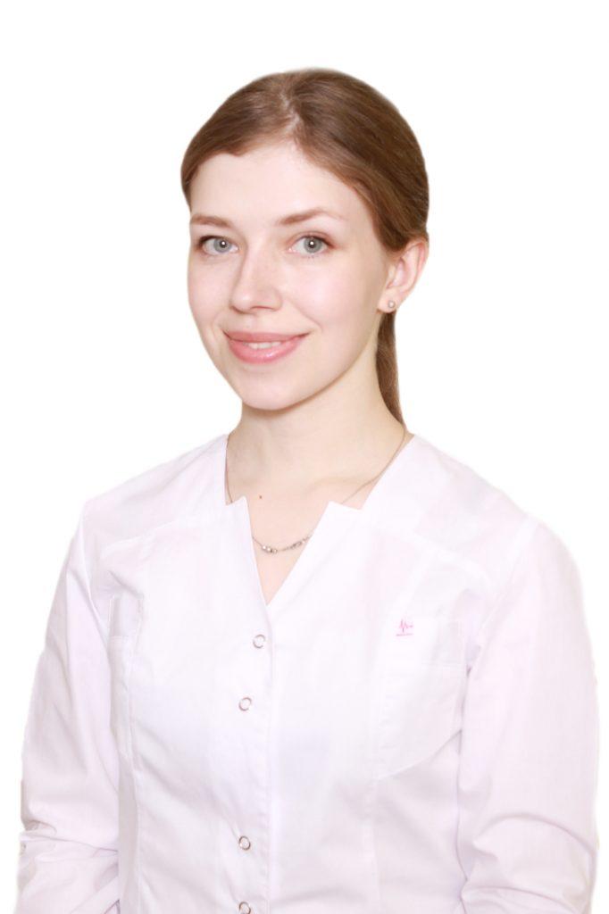 Копотова Дарья Георгиевна